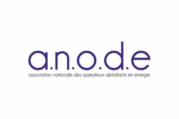 ANODE logo