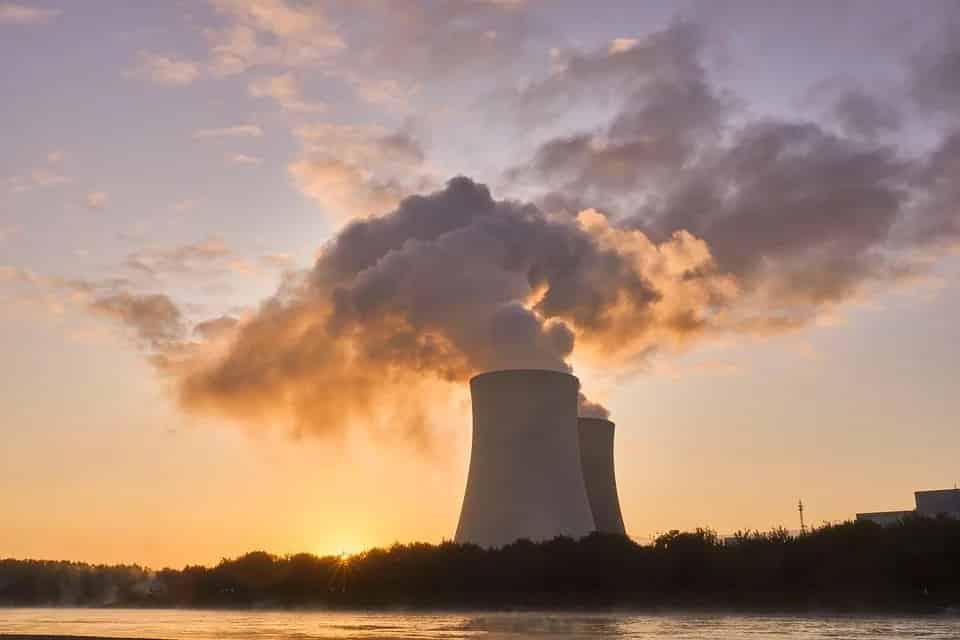 Centrale nucléaire - 23 janvier 2020