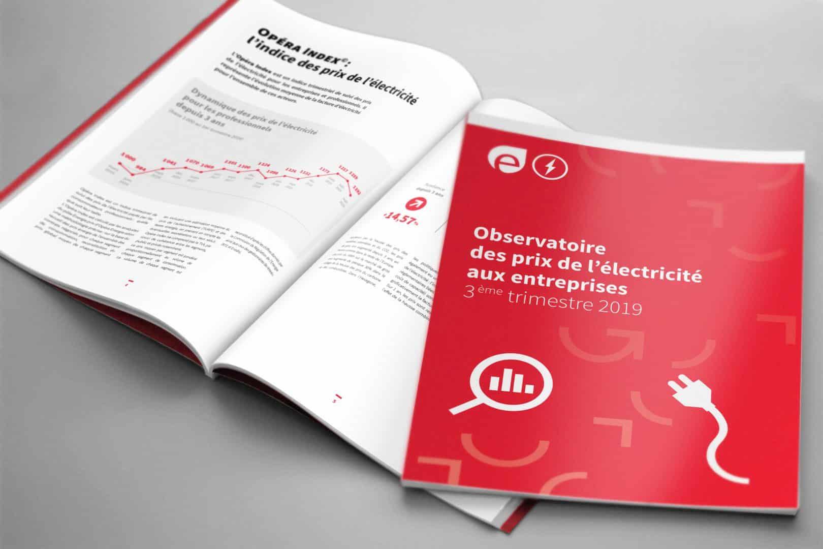 OE_Observatoire prix électricité entreprises T3 2019