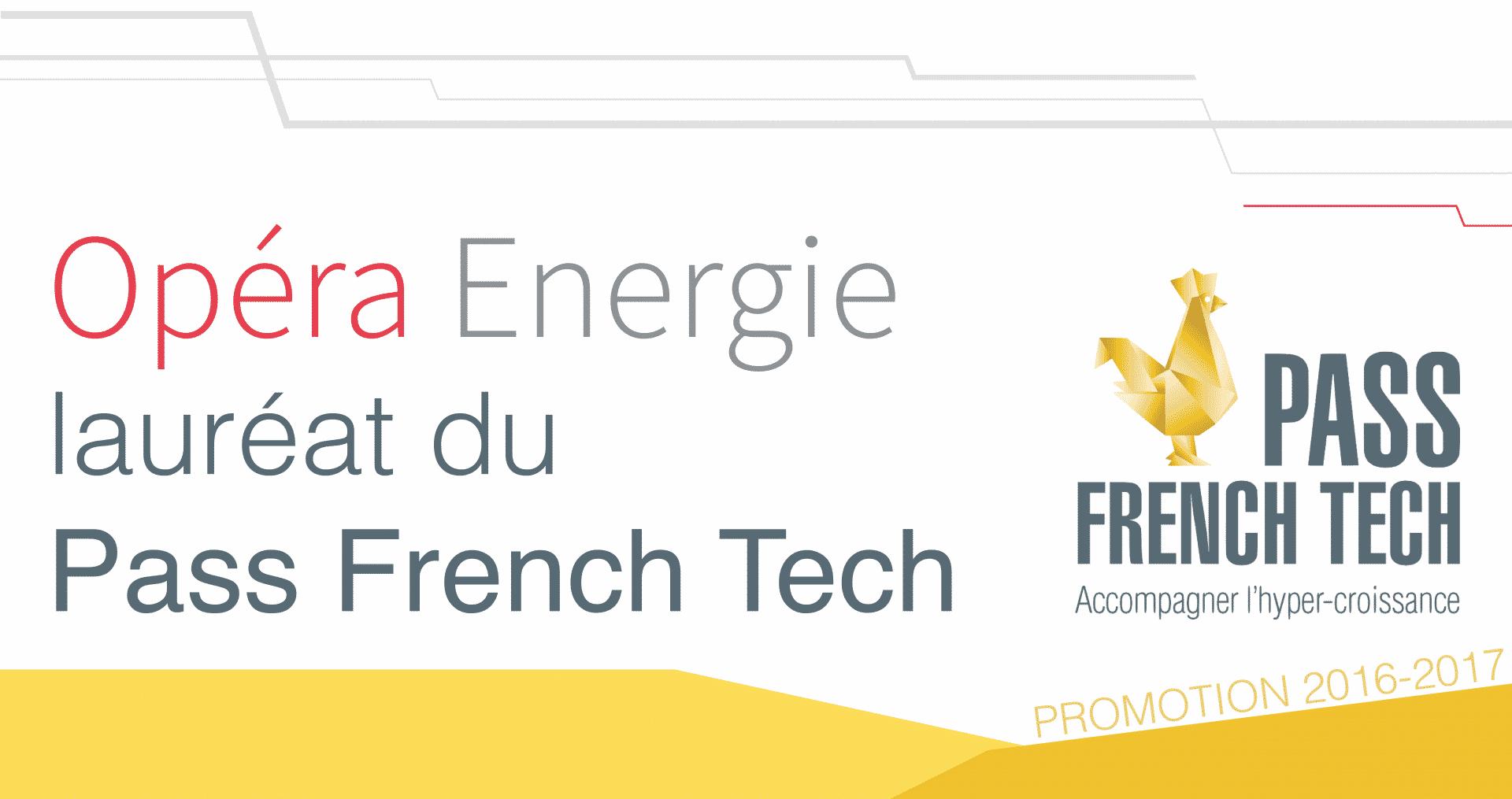 Opéra Energie est lauréat du pass French Tech