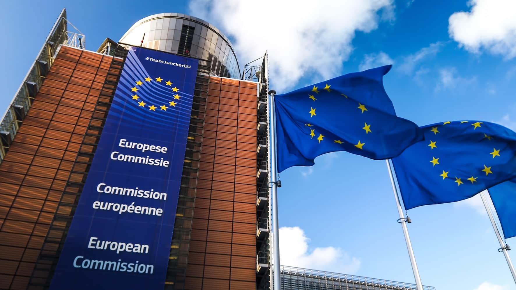 batiment commission europeenne