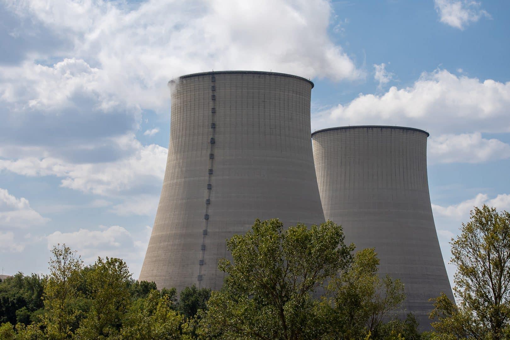 Centrales nucléaires