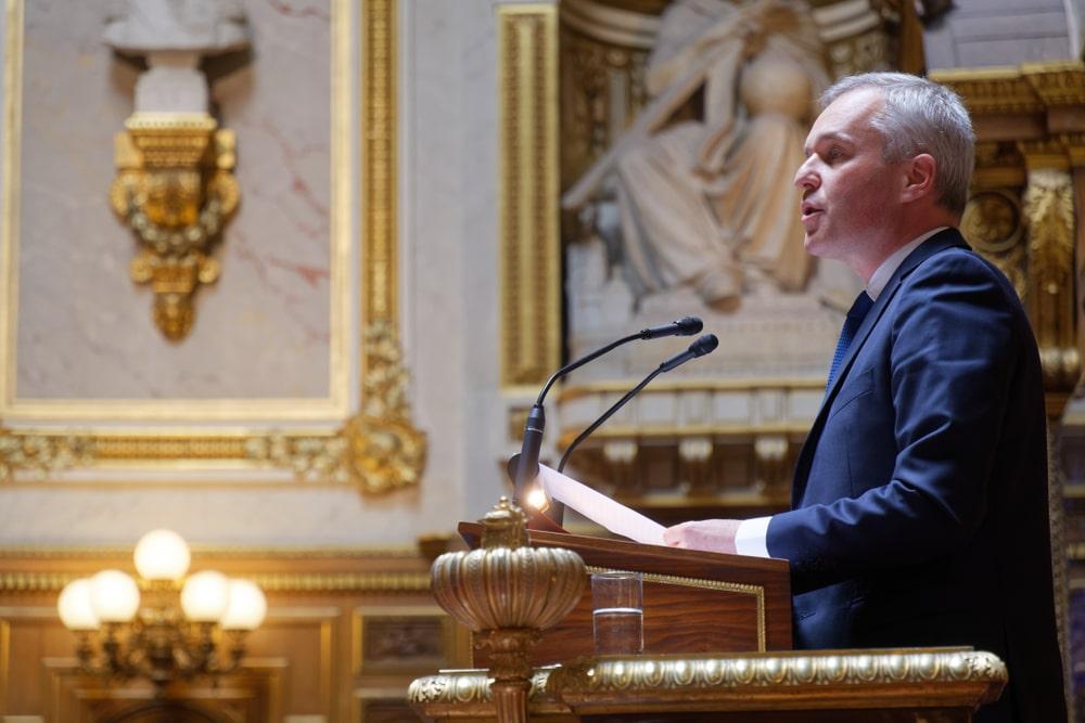 François de Rugy quitte le gouvernement