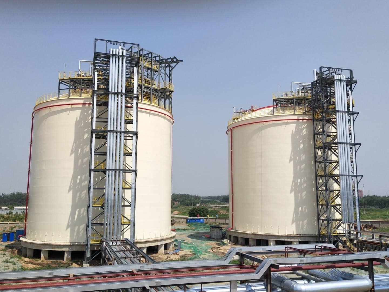 stockage gaz naturel