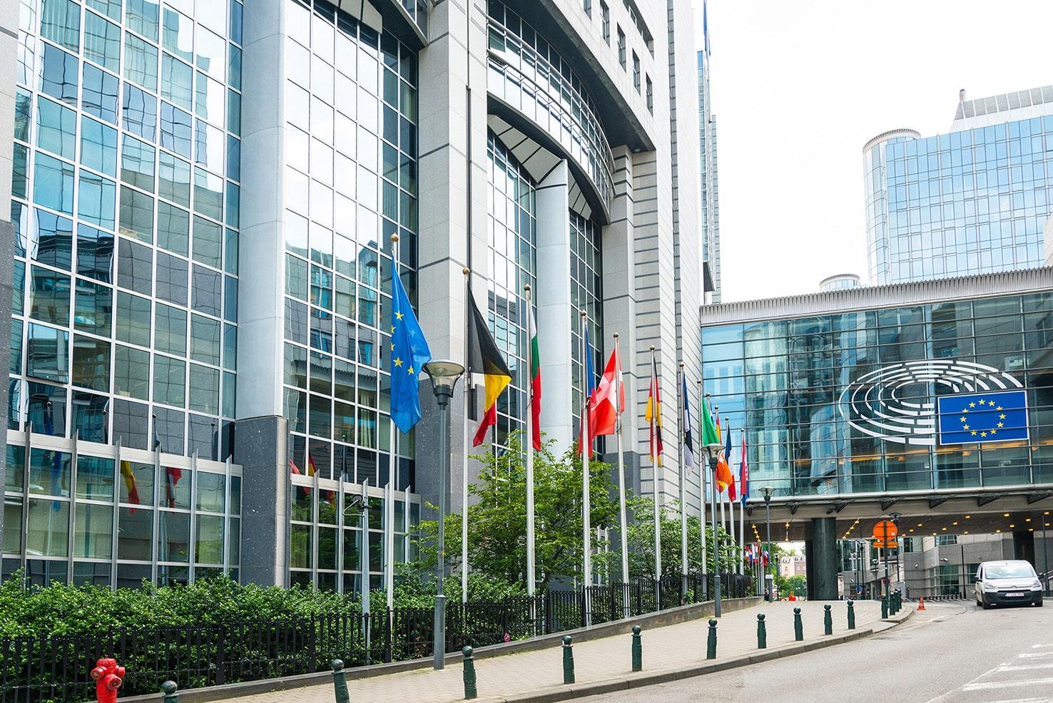 hausse objectif CO2 EU