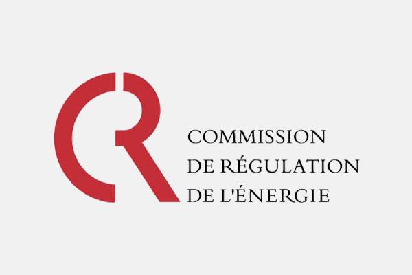 Logo de la Commission de Régulation de l'Energie