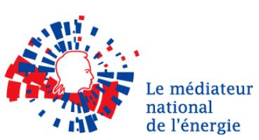 Logo médiateur national de l'énergie