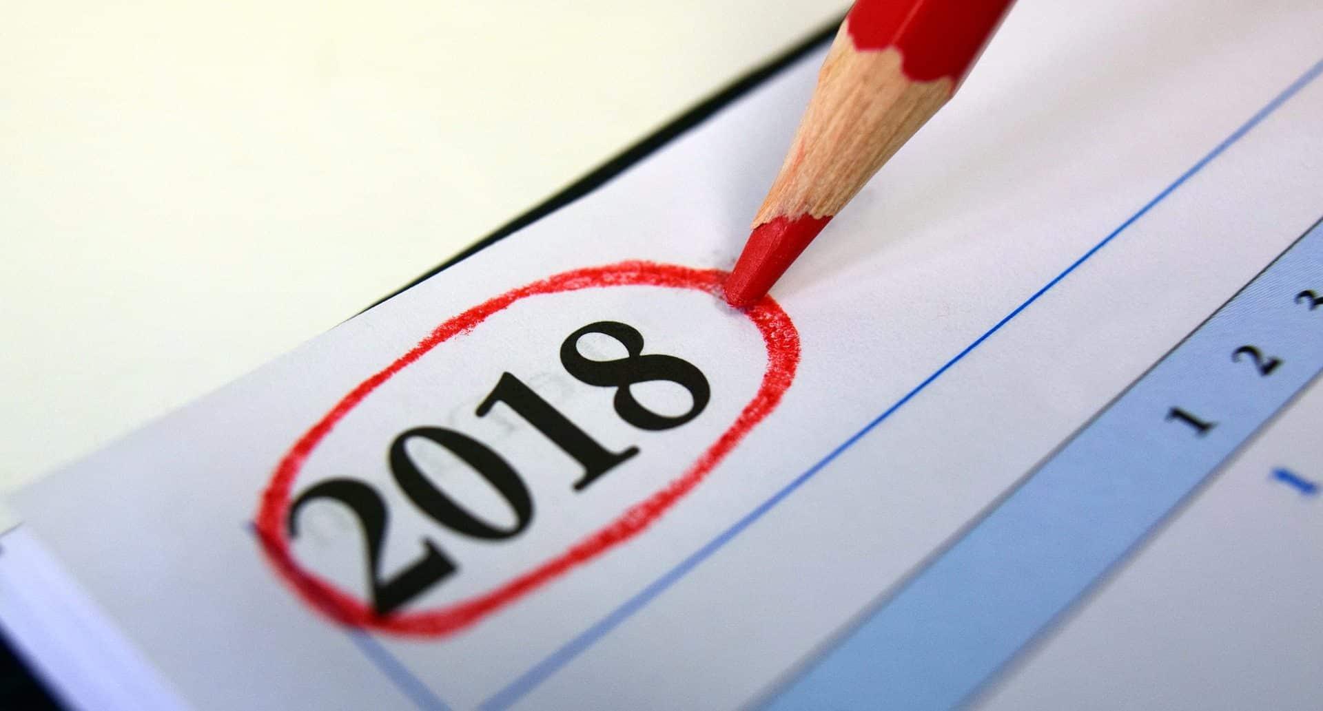 La TICGN est en hausse pour 2018, mais il est possible d'être exonéré