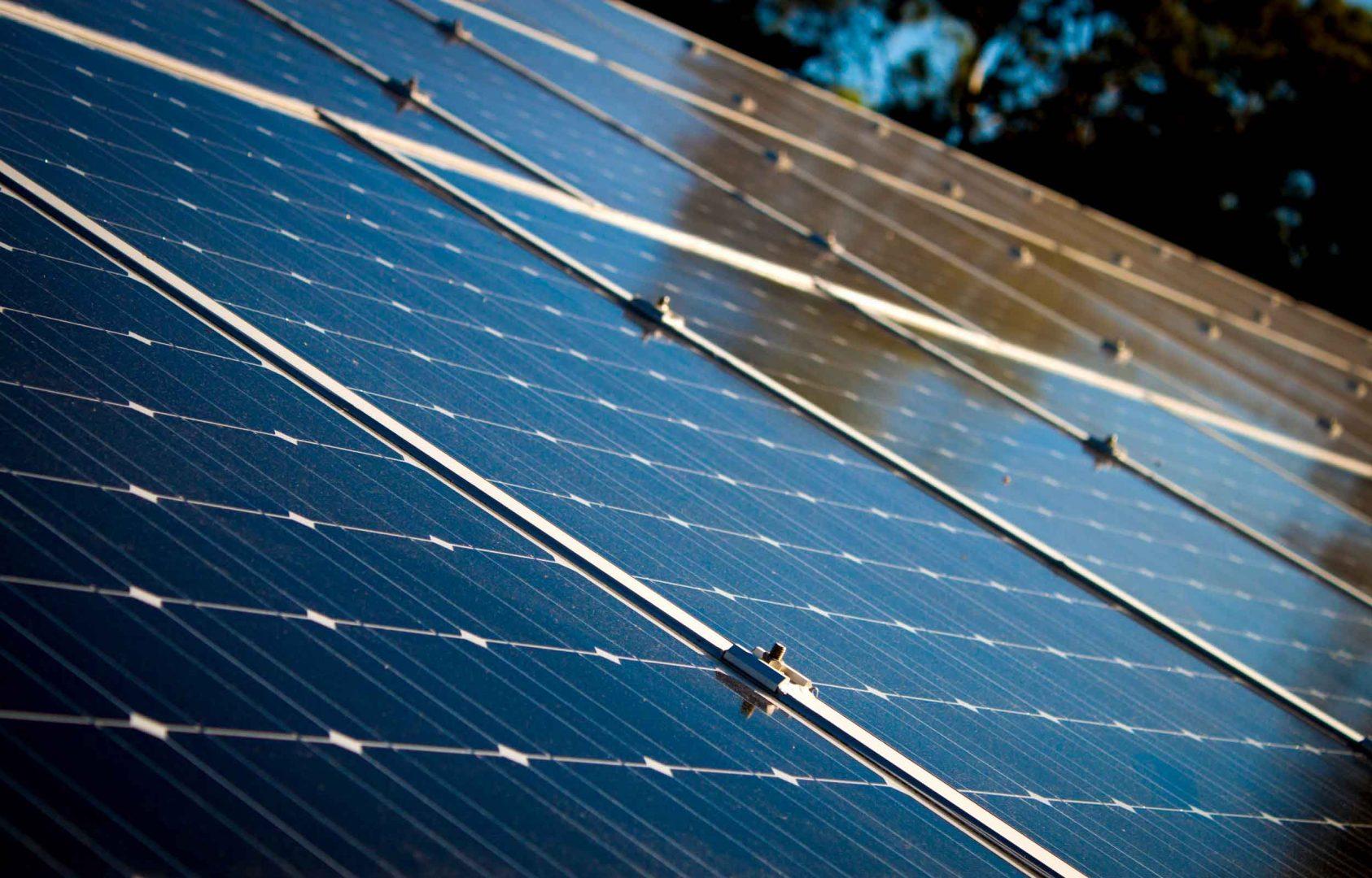 panneaux solaires photovoltaiques batiments